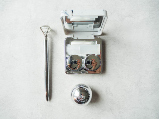 Mały Box Silver Mix