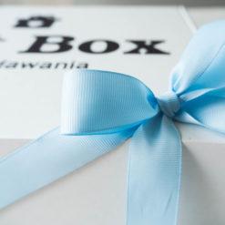 "Mały Box ""Blue Love"""
