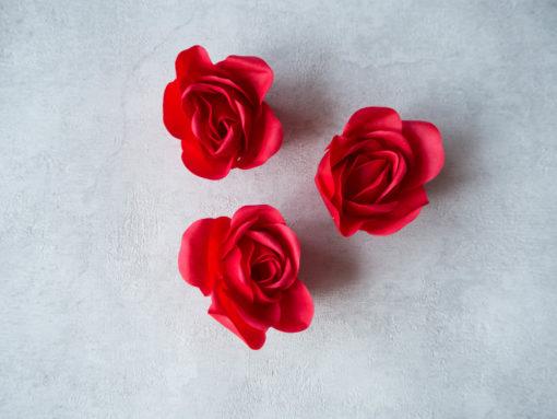 Róża do kąpieli
