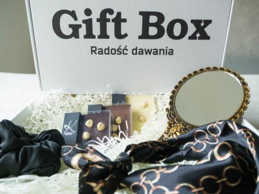 "Damski Box ""Chocolate Wow"""