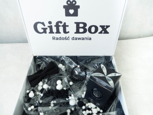 "Męki Gift Box ""Black&White"""