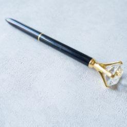Długopis z kryształem