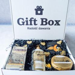 Kosmetyczno-herbaciany Gift Box