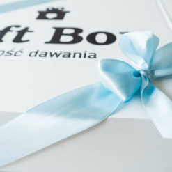 "Damski Box ""Blue Lagoon"""