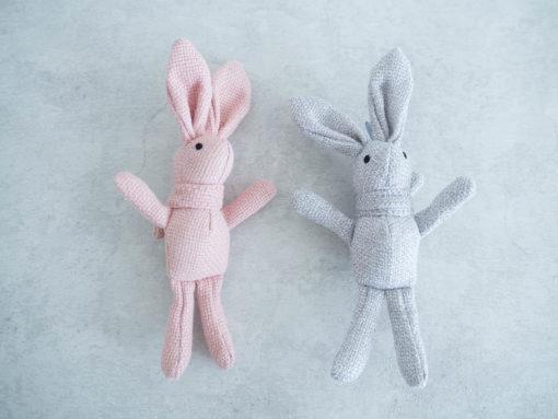 Bawełniany Miś-królik