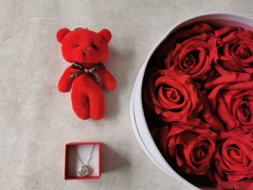 "Gift box dla mamy ""Całym sercem"""