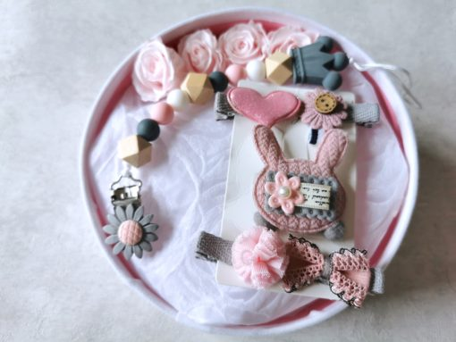 "Gift box dziewczęcy ""Little Princess"""