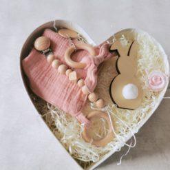 """Gift Box niemowlęcy """" Serduszko dla maluszka"""""""