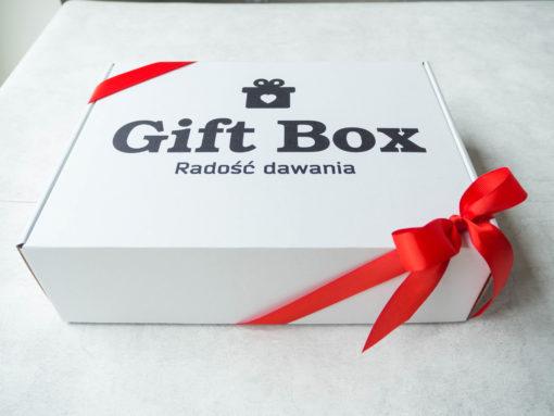 "Gift Box dla mamy ""Mamusia"""