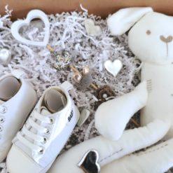 """Gift Box niemowlęcy """"White bunny"""""""
