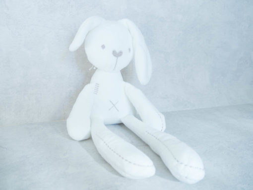 Duża maskotka królik