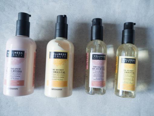 Kosmetyki dla niej  różne rodzaje(balsamy, olejki, żele pod prysznic)