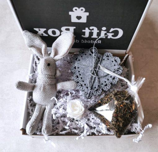 """Damski Box """"Herbatka z przyjacielem"""""""