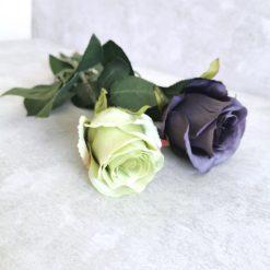 Syntetyczny kwiat różne wzory