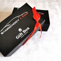 """Gift Box """"Samochody z klasą"""""""