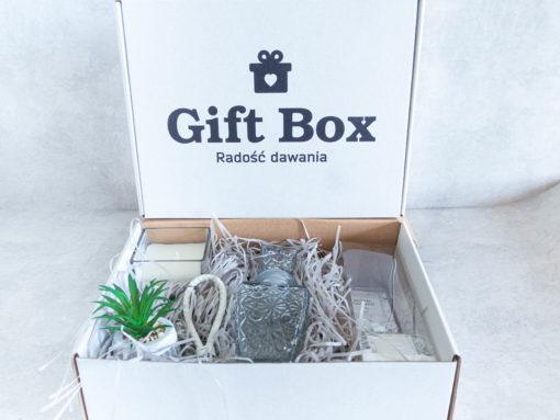 """Gift Box uniwersalny """"Szklany"""""""