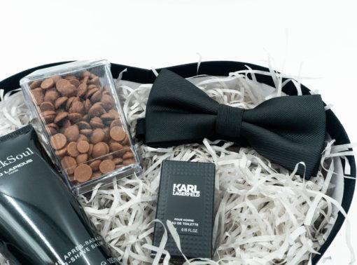 """Męski Gift Box """"Czarny"""""""