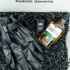 """Męski Gift Box """"Rozgrzewający"""""""