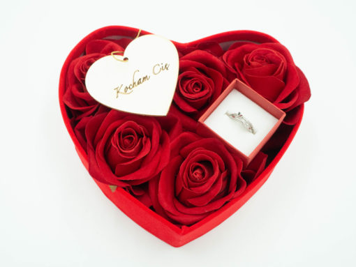 """Gift Box """"Will You Marry My"""""""